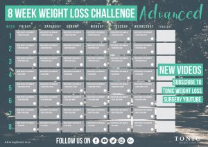 Download Your Free 8 Week Quick Weight Loss Workout Plan Tonic