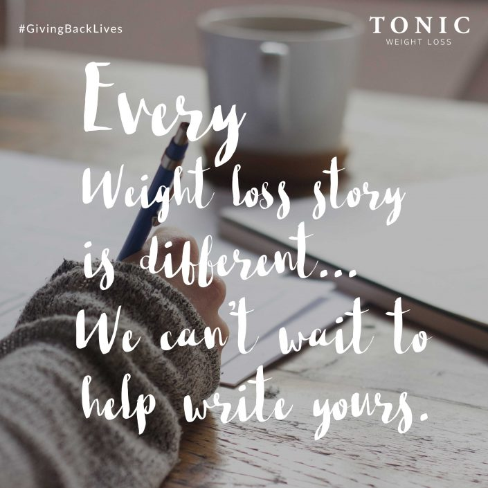 Tonic Weight Loss Surgery UK Bariatric Surgery