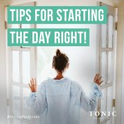 Tonic Weight Loss Surgery UK - Tips for Starting The Day Right