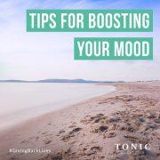 Top mood boosting tips