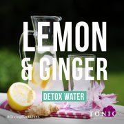 DetoxWater-Lemon-Ginger