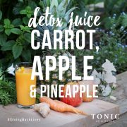 Detox-juice-carrot-apple-pineapple