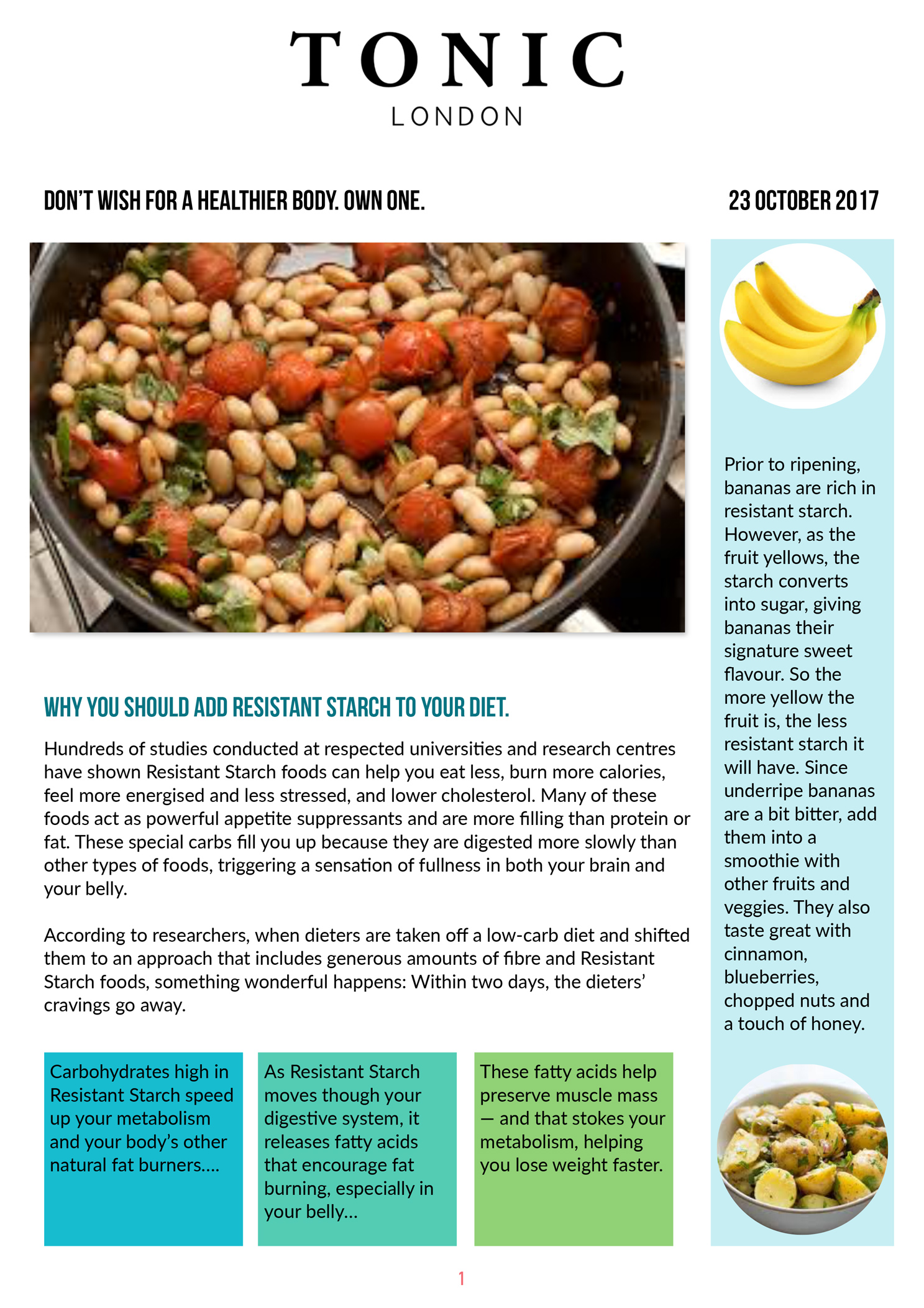 Tonic-newsletter-23rd-October-2017-Why-you-should-add-resistant-starch-to-your-diet--Page-1