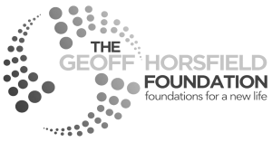 In support of the Geoff Horsefield Foundation